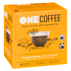One Coffee Breakfast Blend