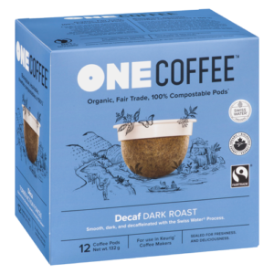 One Coffee Decaf