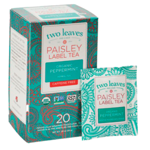 Paisley Organic Peppermint