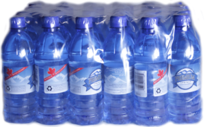 24 Pack Bottled Water